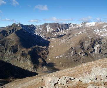 Vall de Coma de Vaca desde Balandrau